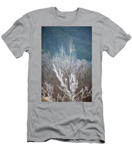 Fingers Of Hoarfrost Men's T-Shirt (Athletic Fit)