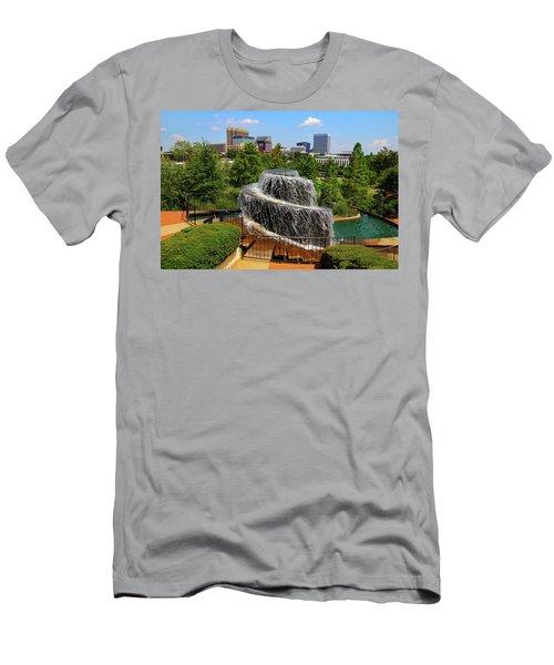 Finlay Park Columbia South Carolina Men's T-Shirt (Athletic Fit)