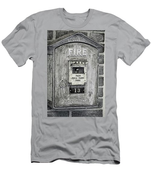 Firebox Men's T-Shirt (Athletic Fit)