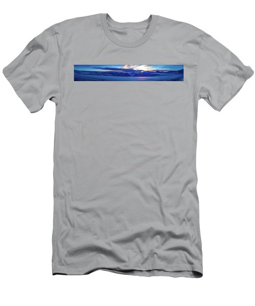 First Sun After Polar Night Men's T-Shirt (Athletic Fit)