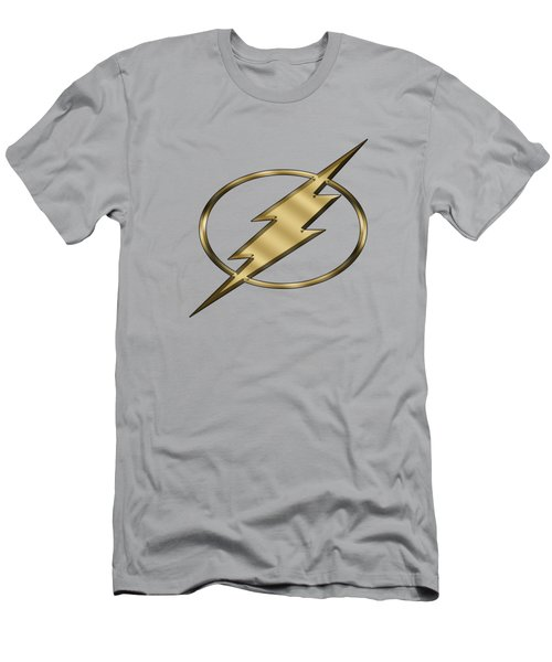 Flash Logo Men's T-Shirt (Athletic Fit)