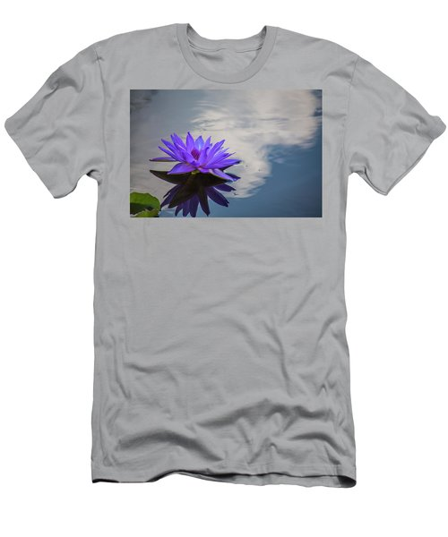 Floating On A Cloud Men's T-Shirt (Athletic Fit)