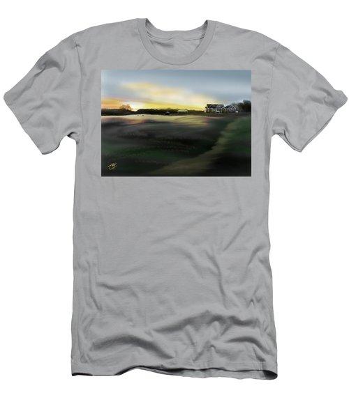 Four Blessings Farm Men's T-Shirt (Athletic Fit)