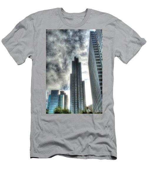 Four Embarcadero Center San Francisco Men's T-Shirt (Athletic Fit)