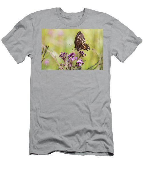 Fragile Wings Men's T-Shirt (Athletic Fit)