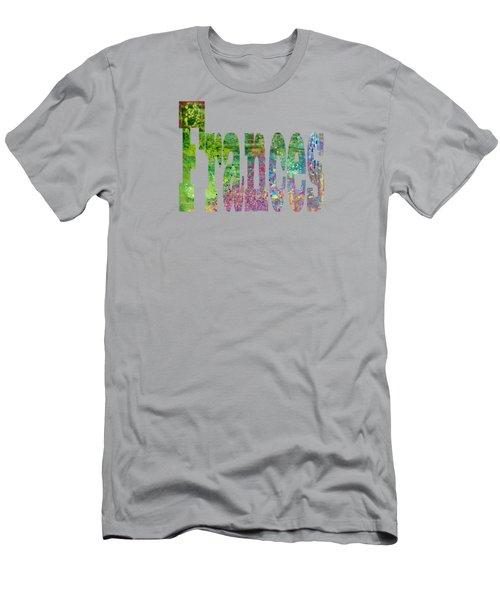 Frances Men's T-Shirt (Athletic Fit)