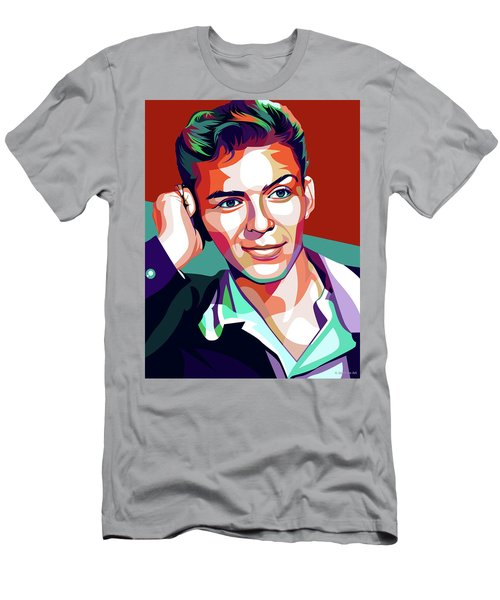 Frank Sinatra Men's T-Shirt (Athletic Fit)