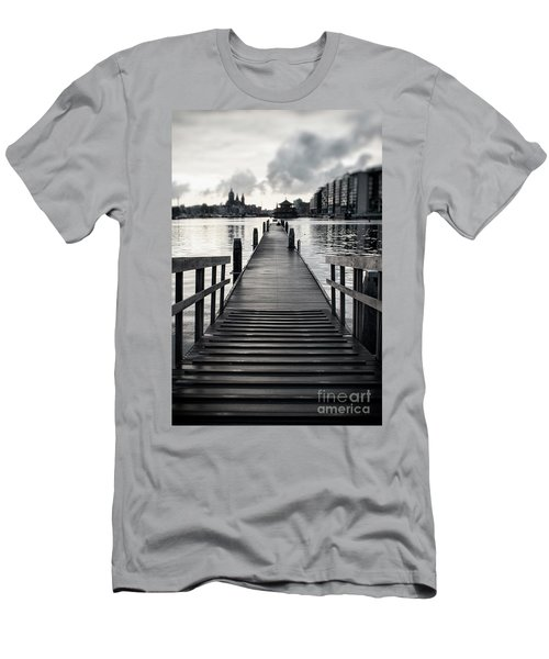 From The Solid Ground... Men's T-Shirt (Athletic Fit)