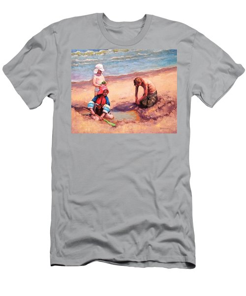 Fun At Jersey Valley Men's T-Shirt (Athletic Fit)