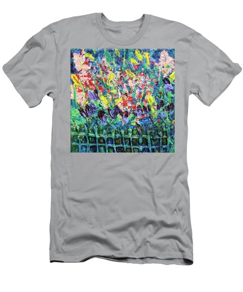 Garden Gems Men's T-Shirt (Athletic Fit)