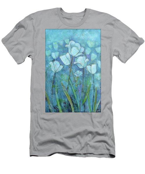 Garden Of Healing Men's T-Shirt (Athletic Fit)