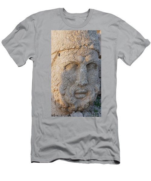 Giant Head Of Heracles,  Tumulus Men's T-Shirt (Athletic Fit)