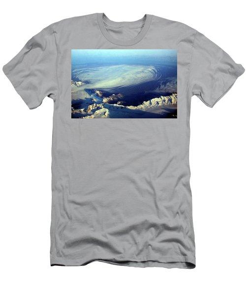 Glacier Pushes Out Men's T-Shirt (Athletic Fit)
