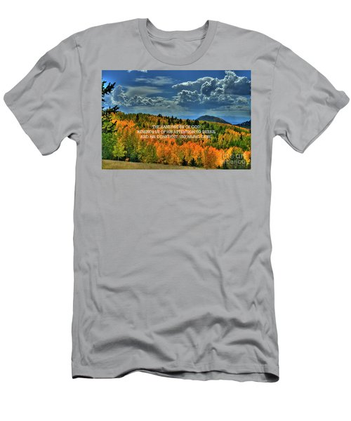 God's Handiwork Men's T-Shirt (Athletic Fit)