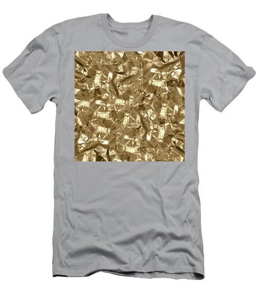 Gold Best Gift  Men's T-Shirt (Athletic Fit)