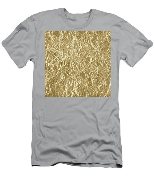 Gold Cute Gift Men's T-Shirt (Athletic Fit)