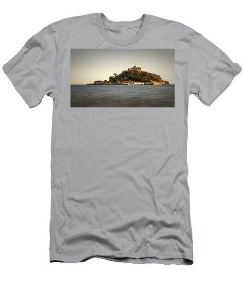 Golden Hour At St Michael's Mount Men's T-Shirt (Athletic Fit)