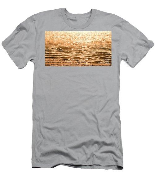 Golden Reflections Men's T-Shirt (Athletic Fit)