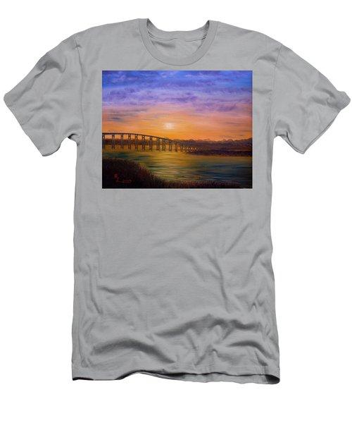 Golden Spirit Men's T-Shirt (Athletic Fit)