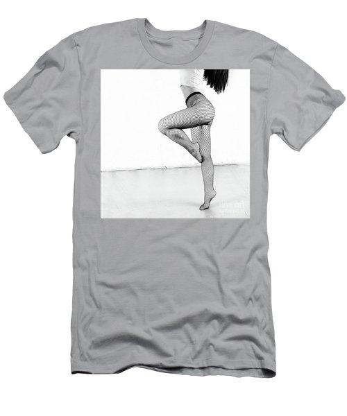Grid #3736 Men's T-Shirt (Athletic Fit)