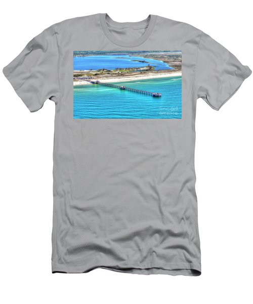 Gulf State Park Pier 7464p3 Men's T-Shirt (Athletic Fit)
