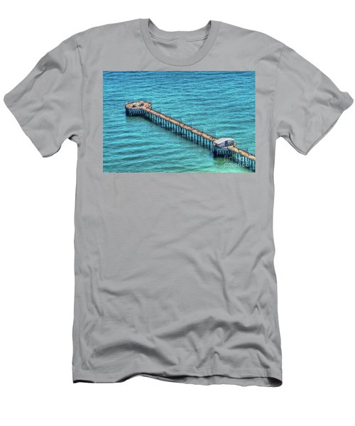 Gulf State Park Pier Men's T-Shirt (Athletic Fit)