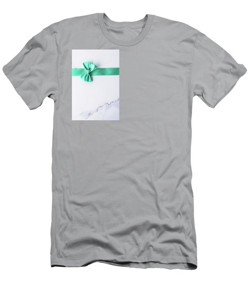 Hello Holiday Iv Men's T-Shirt (Athletic Fit)