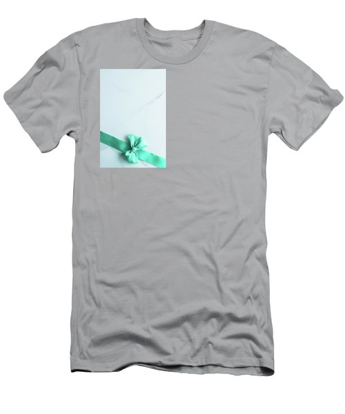 Hello Holiday V Men's T-Shirt (Athletic Fit)