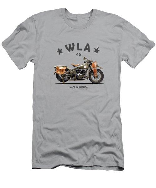 Harley Davidson Wla Men's T-Shirt (Athletic Fit)