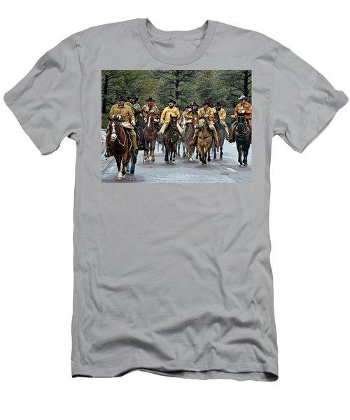 Hashknife Riders Men's T-Shirt (Athletic Fit)