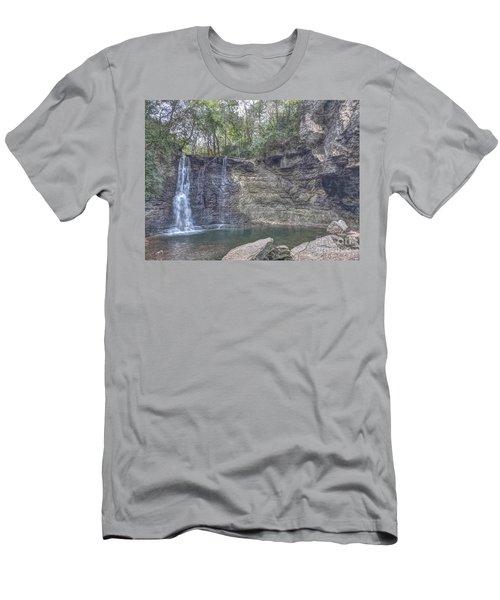 Hayden Falls Men's T-Shirt (Athletic Fit)