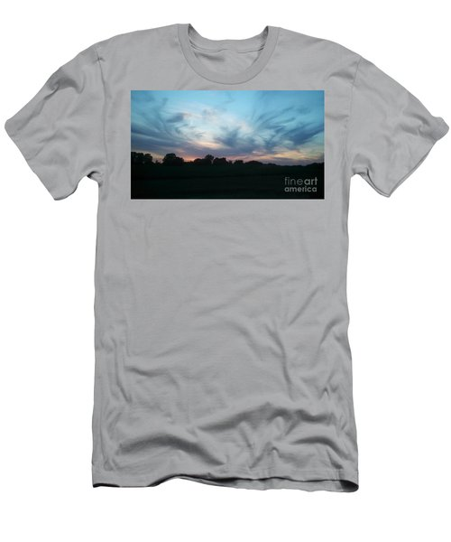 Heavenly Inspiration Men's T-Shirt (Athletic Fit)