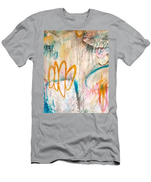 Hello My Darling Men's T-Shirt (Athletic Fit)