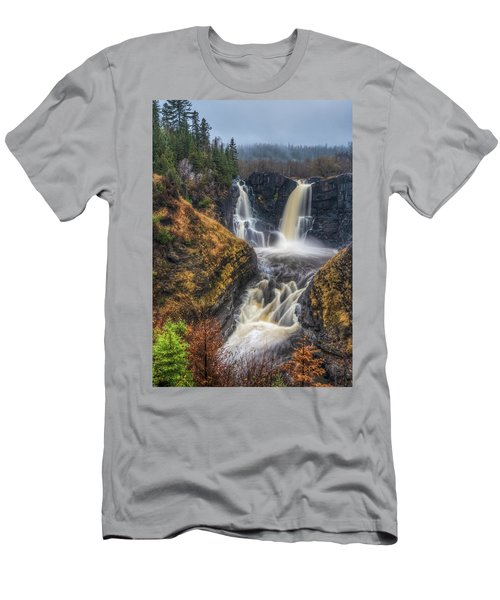 High Falls Men's T-Shirt (Athletic Fit)