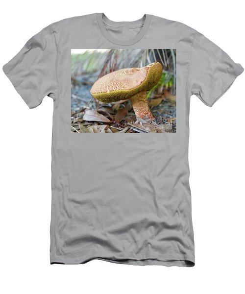 Hog Mushroom Men's T-Shirt (Athletic Fit)