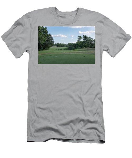 Hole #10 Men's T-Shirt (Athletic Fit)