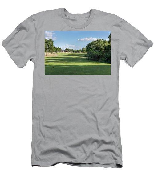 Hole #11 Men's T-Shirt (Athletic Fit)