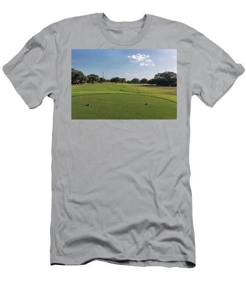 Hole #15 Men's T-Shirt (Athletic Fit)