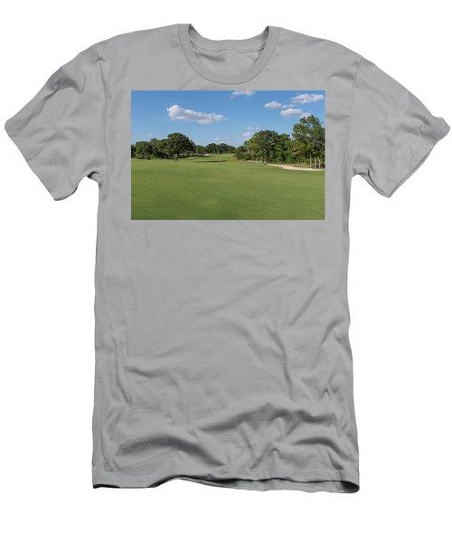 Hole #2 Men's T-Shirt (Athletic Fit)