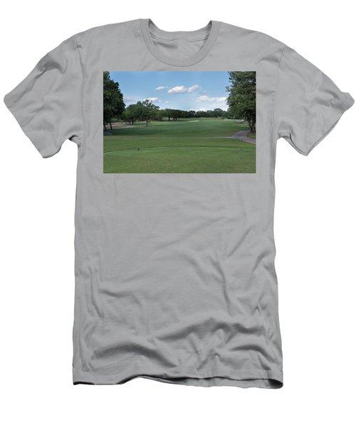 Hole #6 Men's T-Shirt (Athletic Fit)