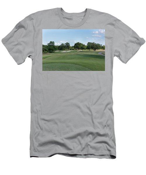 Hole #9 Men's T-Shirt (Athletic Fit)