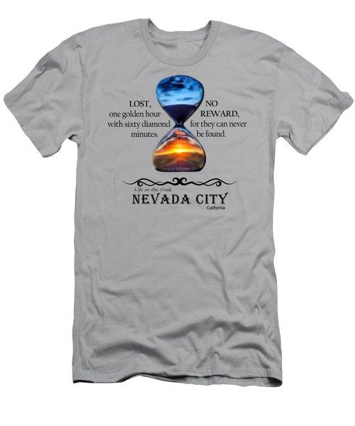 Horace Mann Quote Men's T-Shirt (Athletic Fit)