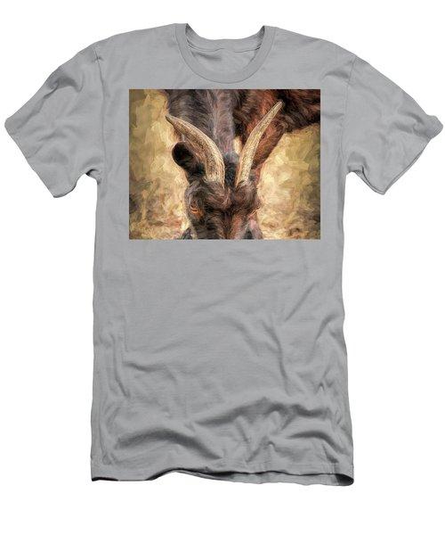 Horns Authority Men's T-Shirt (Athletic Fit)