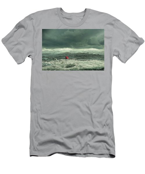 Hurricane Florence 2018 Men's T-Shirt (Athletic Fit)