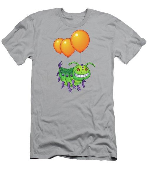 Impatient Caterpillar Men's T-Shirt (Athletic Fit)