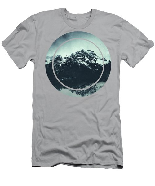 In The Shadow Of The Mountain Men's T-Shirt (Athletic Fit)