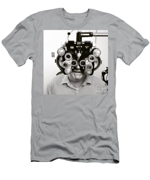 Insect Head Men's T-Shirt (Athletic Fit)