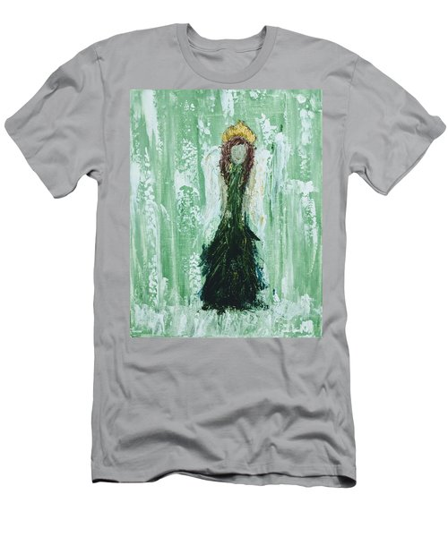Irish Angel  Men's T-Shirt (Athletic Fit)