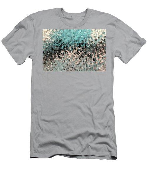 Isaiah 48 17. Walking In The Spirit Men's T-Shirt (Athletic Fit)