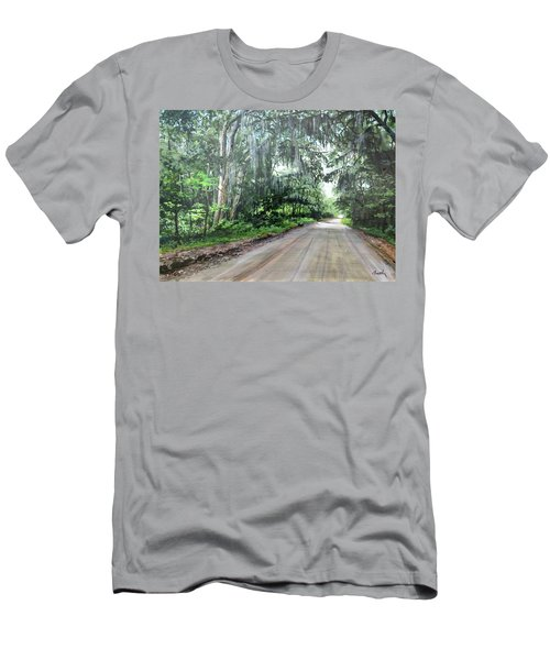 Island Road Men's T-Shirt (Athletic Fit)